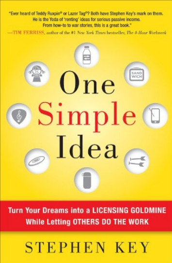 one simple idea stephen key epub