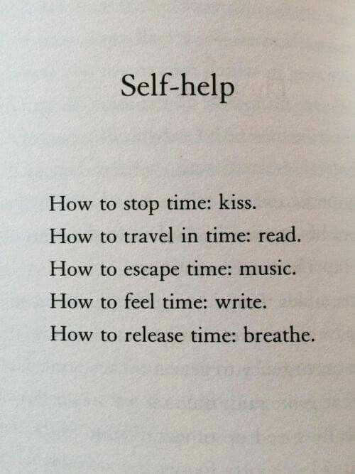 how to stop time epub