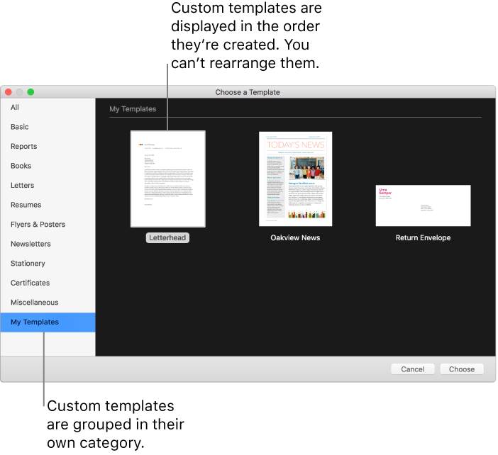 create an ebook from a pages document