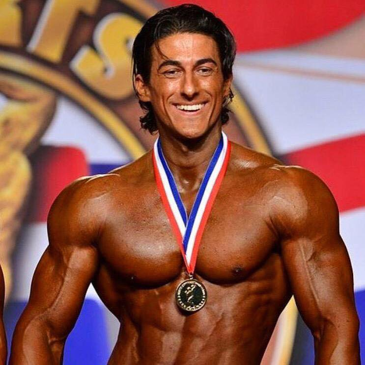 sadik hadzovic ebook arms chest back
