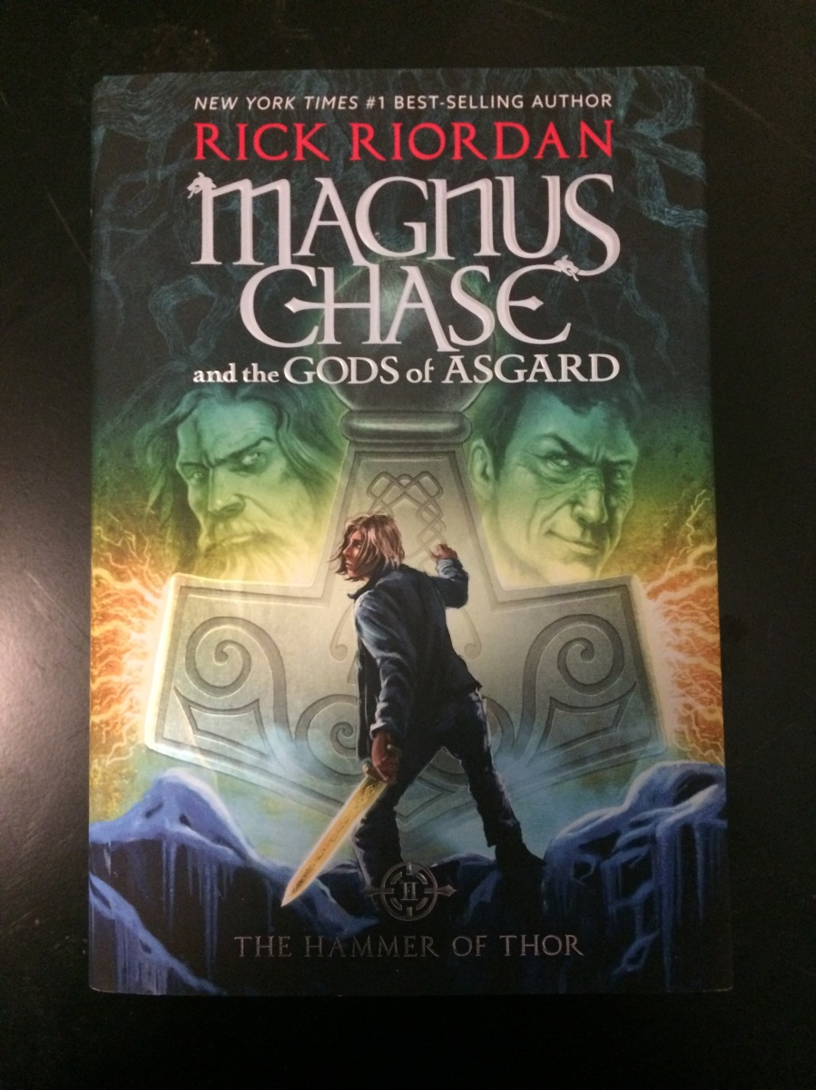 magnus chase and the hammer of thor epub