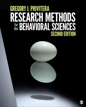 research methods for the behavioral sciences ebook